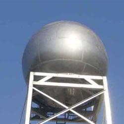 贵阳不锈钢球形水箱