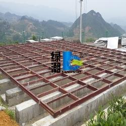 贵州不锈钢水箱型钢底架