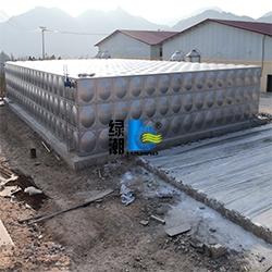 贵州不锈钢水箱生产厂家