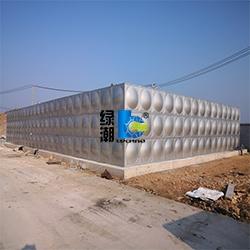 不锈钢矩形水箱价格