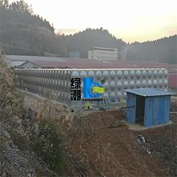 不锈钢矩形拼接水箱厂家